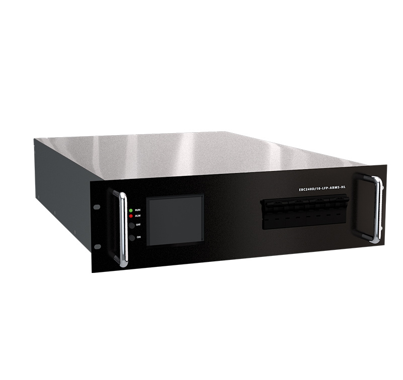 Telecom Rack Mount Lithium Battery System