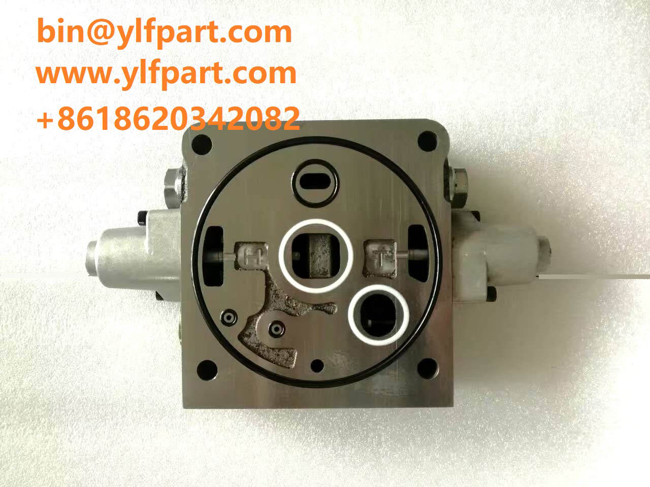 Excavator Komatus PC360-8 spare parts PC400-8 PC360-7 extra spool valve for hydraulic hammer lines piping kits