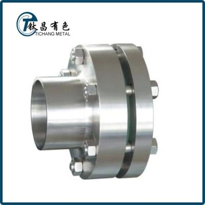 GR2 Titanium Ring Joint Flanges