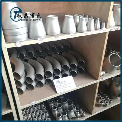 High Strength Titanium Alloy Reducers