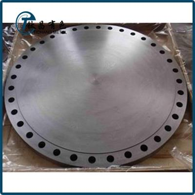 GR7 Titanium Alloy Blind Flanges