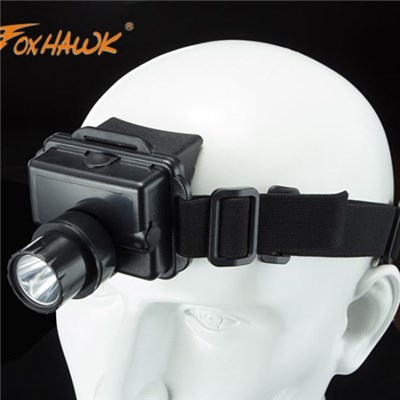 Explosion Proof Headlamp With Battery
