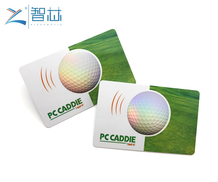 13.56 Mhz High Frequency Printed RFID Card,Low Frequency RFID Card