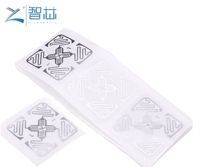 860-960Mhz EPC Gen 2 UHF RFID Sticker label,RFID Blank Sticker Tag