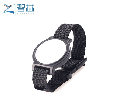 13.56Mhz NXP Ultralight C Plastic RFID Wristband for Swimming Pool,Silicone RFID Wristband