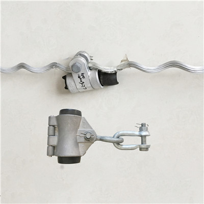 Power Line Hardware Cable Suspension Clamp performed suspension clamp for ADSS cable