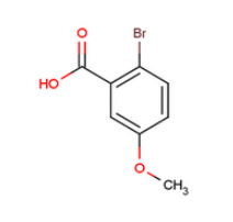 2-Bromo-5-methoxybenzoic acid