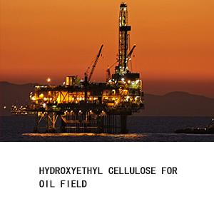 Hydroxyethyl Cellulose For Oil Field