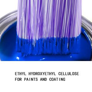 Ethyl Hydroxyethyl Cellulose For Paints And Coating