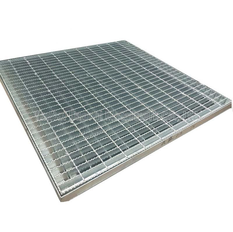 Untreated Steel Grating Manufacturer