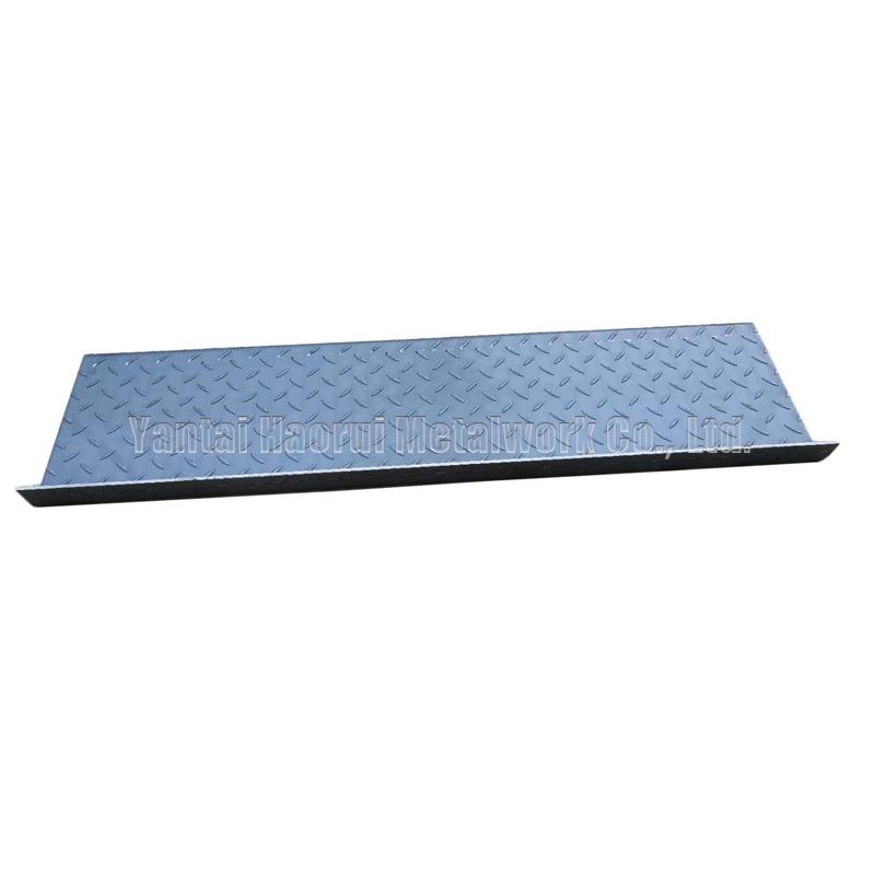 Steel Grating Stair Treads for transportation