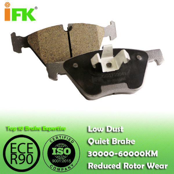IK1710049:34116771972 GDB1662/1810,BMW Disc Brake Pads Manufacturer