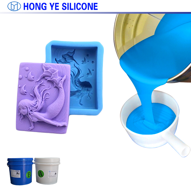 Mold making silicone rubber for making molds