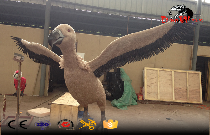 indoor decoration animatronics birds