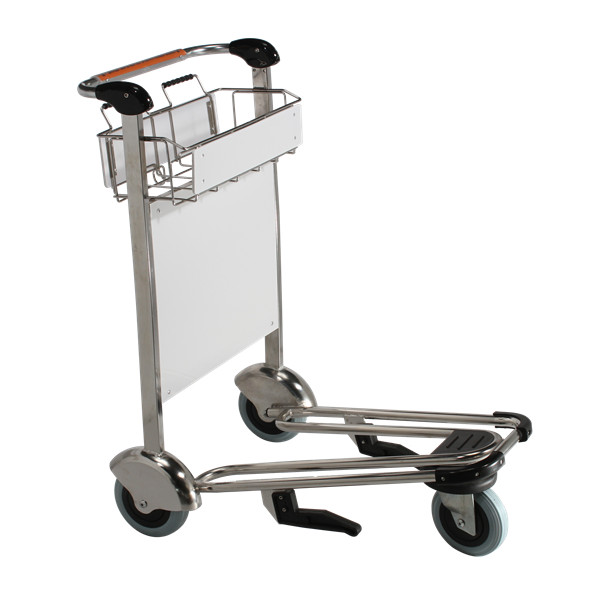 X315-BG2 Airport luggage cart/baggage cart/luggage trolley