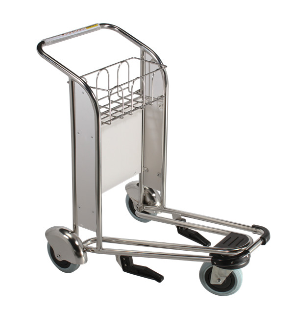 X315-BW3 Airport trolley/cart/luggage trolley/baggage trolley