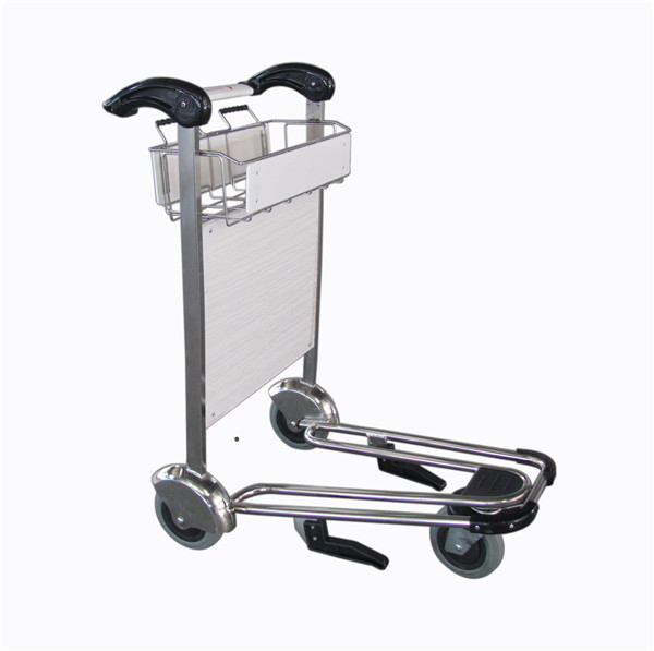 X415-BG5C Airport luggage cart/baggage cart/luggage trolley