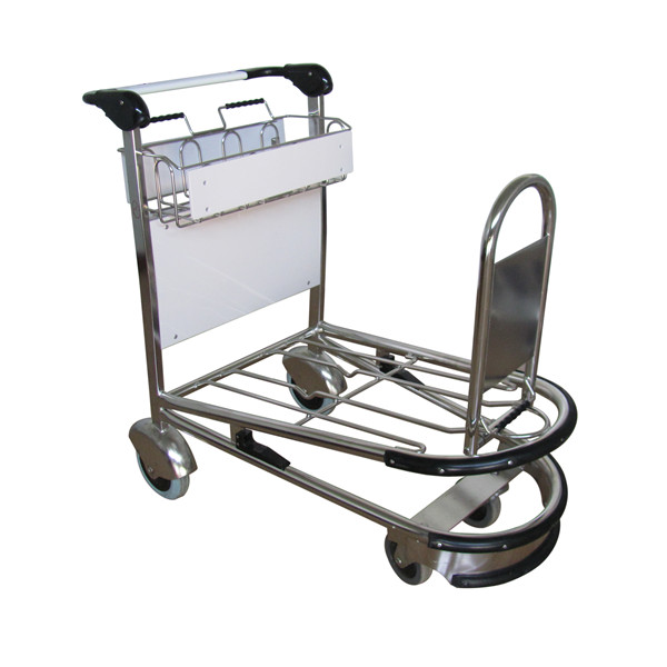 X420-BG8J Airport trolley/cart/luggage trolley/baggage trolley