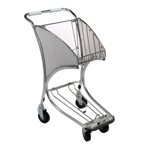 G415-BW2 Airport luggage cart/baggage cart/luggage trolley