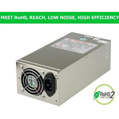 2U Single Power Supply  SS-2U40ES