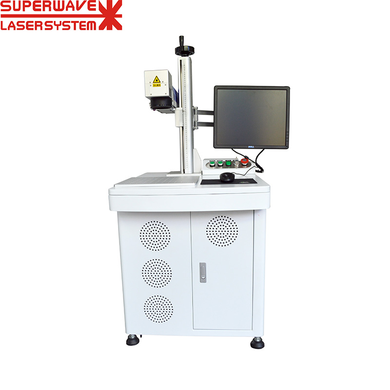 Outstanding Fiber laser marking machine