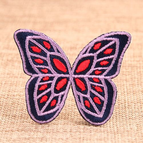 Butterfly Cool Embroidered Patches