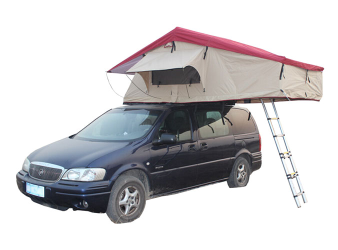SRT01E-76-5+ Person Roof Top Tent