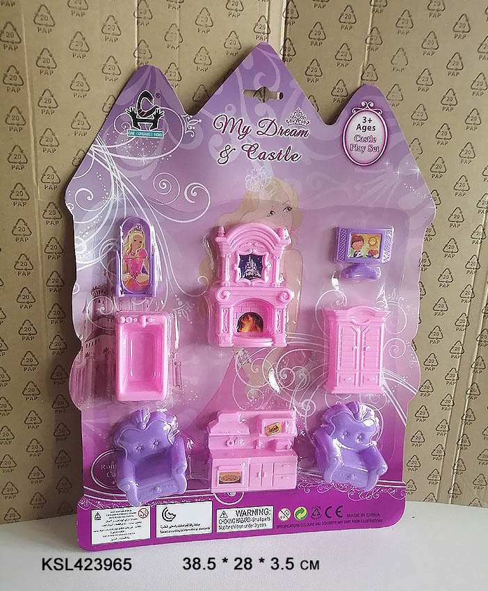 toys in assortment, stock with 50% discount