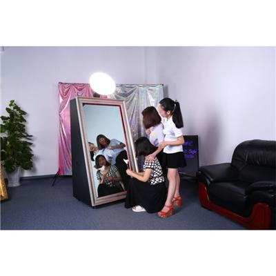 Portable Magic Mirror Booth