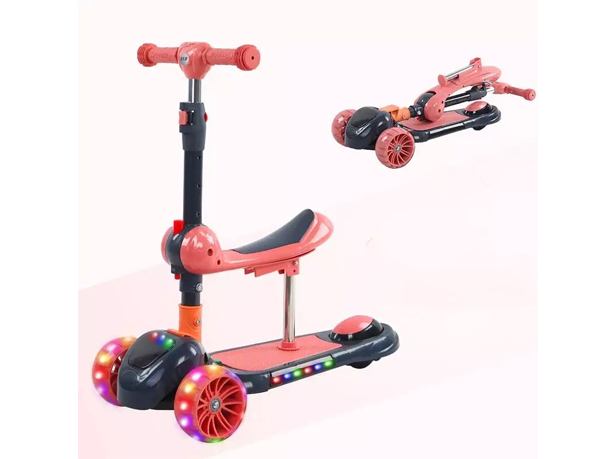 Foldable Children Kick Scooter