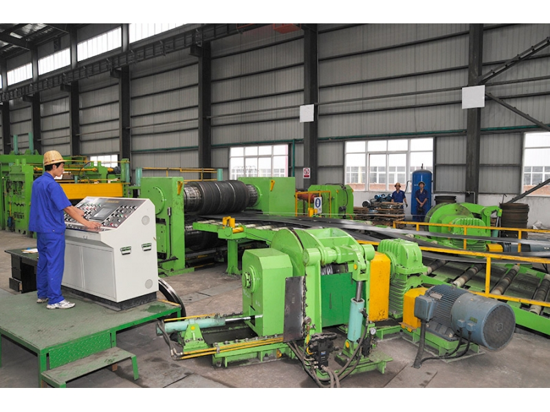 12 Mm Slitting Lines China