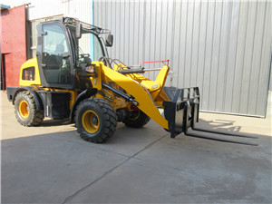 China cheap price radlader mini wheel loader for sale