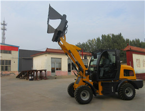 Mini hoflader china manufacturing hoftrac supplier