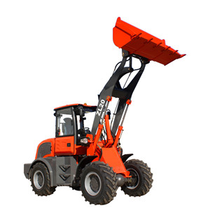 Avant front end shovel loader china radlader preis