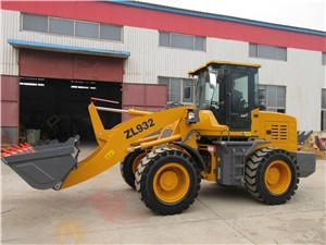 New mini construction equipment wheel loader