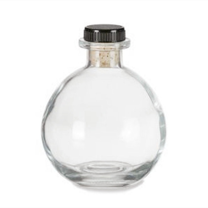 8.5oz Cork Ball Round Oil Bottle