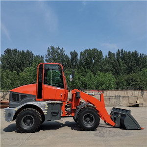 Chinese cheap small loader mini wheel loader for sale