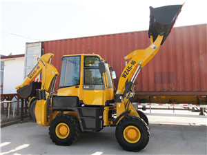 Backhoe Loader Wheel Loader Excavator New Backhoe Price