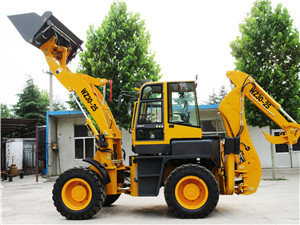 Cheap backhoe loader WZ45-16 backhoe for sale
