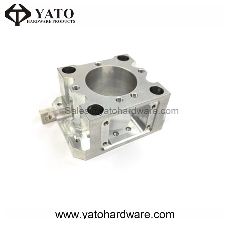 Aluminium Alloy Customized Parts