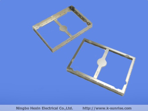 metal shielding cover for pcb mount