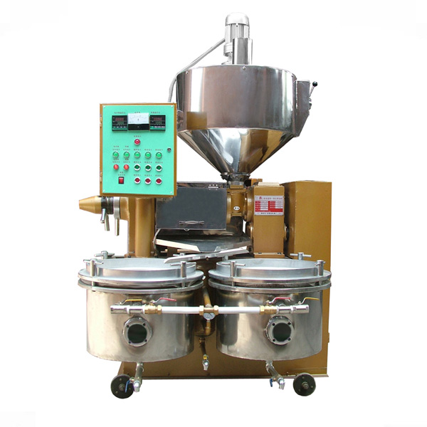 Automatic Temperature Control Integrated Oil Press