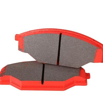 Low Metallic Brake Pads