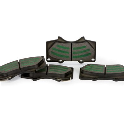 Semi Metallic Brake Pads