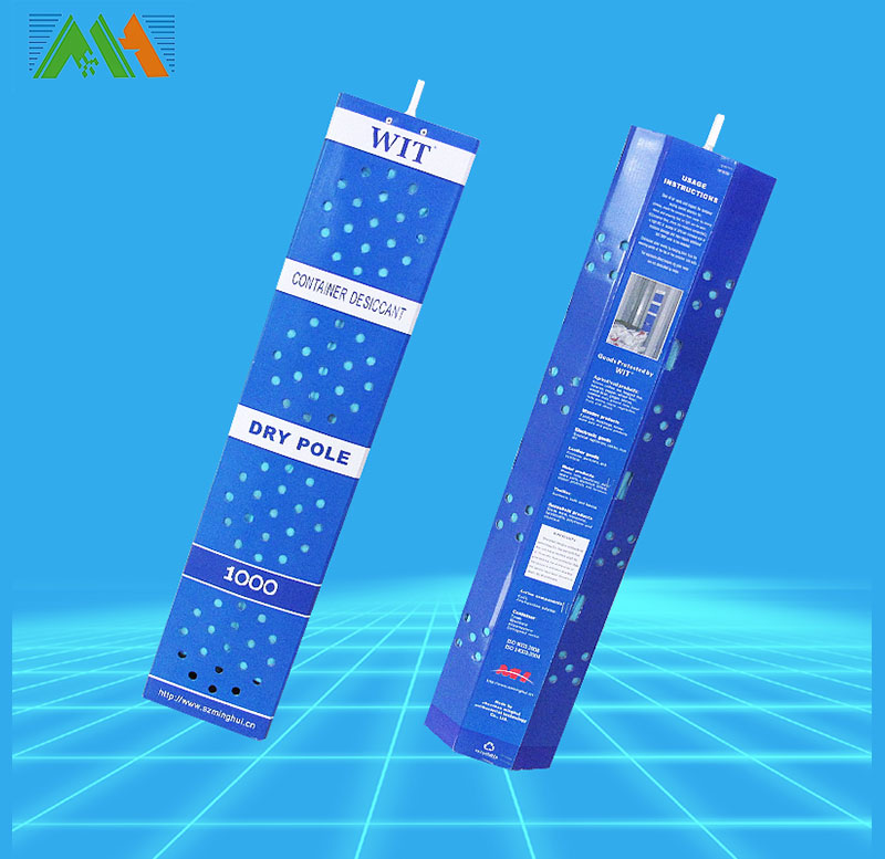 High Capacity Container Desiccant