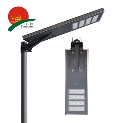 Energy Charging Solar 80W Led Light
