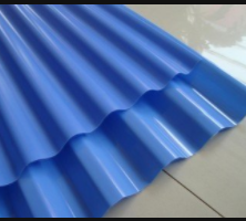 PE PVDF color coated Aluminium roofing sheet for building boat truck