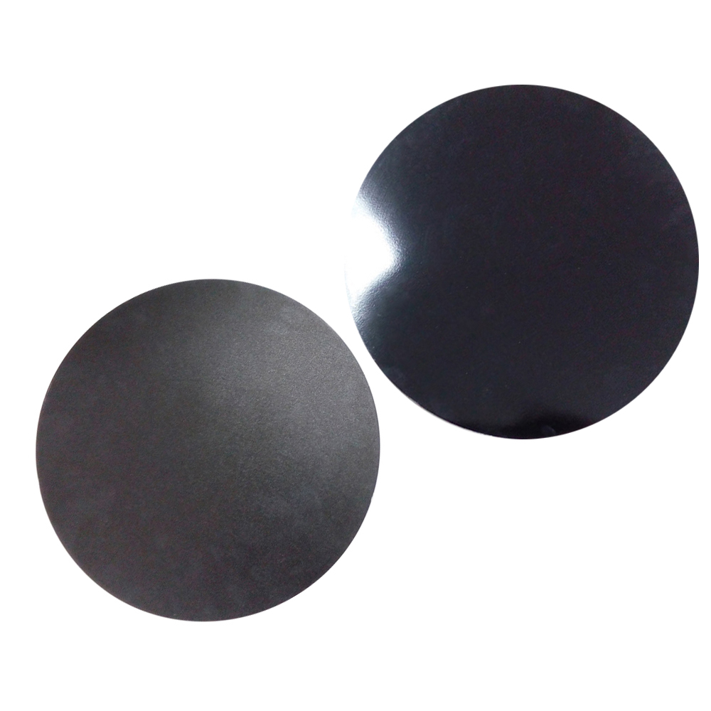 Non-adhesive coated circles/disk/disc with good selling in American area