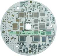 double-sided PCB, multilayer PCB, aluminium PCB
