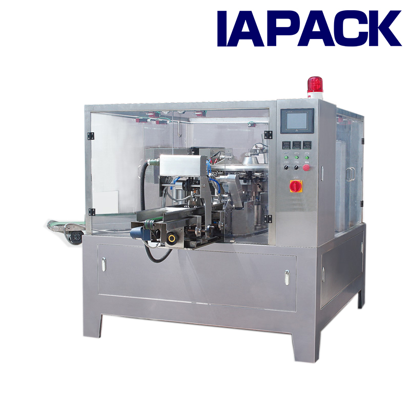 ZGP8-200 Premade Pouch Packing Machine